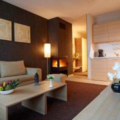 Отель Lucky Bansko Aparthotel SPA & Relax Болгария, Банско - отзывы, цены и фото номеров - забронировать отель Lucky Bansko Aparthotel SPA & Relax онлайн комната для гостей фото 5