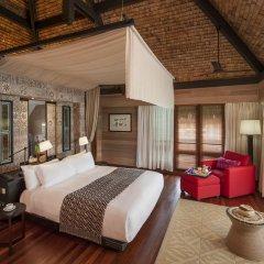 Отель The St Regis Bora Bora Resort комната для гостей