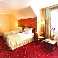 Гостиница Аэроотель Краснодар 3* Стандартный номер с двуспальной кроватью фото 10