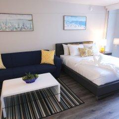 Отель Panoramic View Suites США, Лос-Анджелес - отзывы, цены и фото номеров - забронировать отель Panoramic View Suites онлайн комната для гостей фото 4