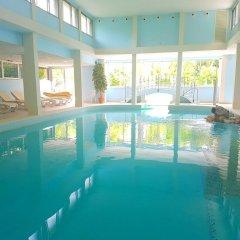 Отель Terme Villa Piave Италия, Абано-Терме - отзывы, цены и фото номеров - забронировать отель Terme Villa Piave онлайн бассейн фото 2