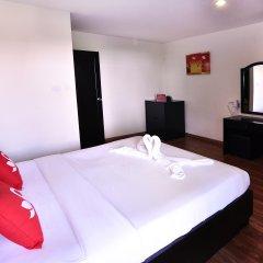 Отель ZenRooms Boss Prakanong Бангкок комната для гостей