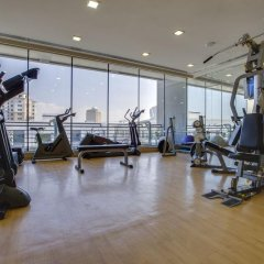 Отель Mena Aparthotel фитнесс-зал фото 2