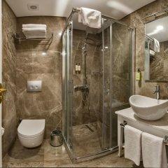 Ada Karakoy Hotel - Special Class Турция, Стамбул - 4 отзыва об отеле, цены и фото номеров - забронировать отель Ada Karakoy Hotel - Special Class онлайн ванная