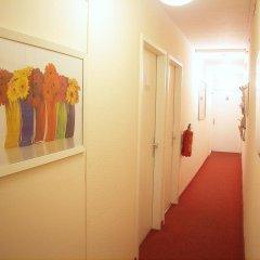 Отель City Guesthouse Pension Berlin интерьер отеля