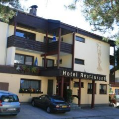 Отель Gasthof Christophorus парковка