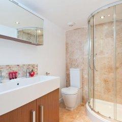 Отель Strawberry Fields Великобритания, Кемптаун - отзывы, цены и фото номеров - забронировать отель Strawberry Fields онлайн ванная фото 2
