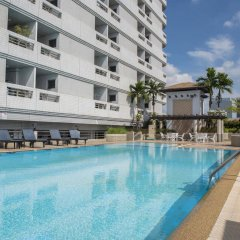 Отель B.U. Place Бангкок бассейн фото 2