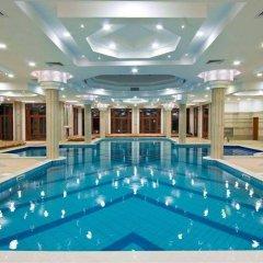 Отель Emerald Beach Resort & SPA Болгария, Равда - отзывы, цены и фото номеров - забронировать отель Emerald Beach Resort & SPA онлайн бассейн фото 2