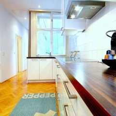 Апартаменты Vienna Residence Quiet Apartment With Space for up to 6 People