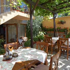 Отель Family Hotel Milev Болгария, Свети Влас - отзывы, цены и фото номеров - забронировать отель Family Hotel Milev онлайн питание