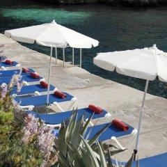 Hotel Roc Illetas пляж