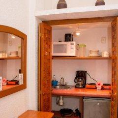 Отель Villas Mercedes Сиуатанехо удобства в номере