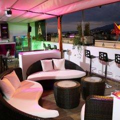 Hotel San Antonio Plaza гостиничный бар
