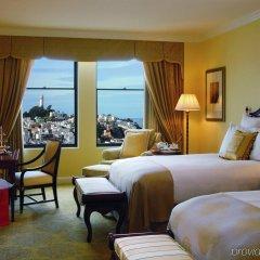 Отель The Ritz-Carlton, San Francisco Сан-Франциско комната для гостей фото 3