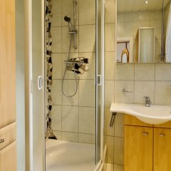 Апартаменты Manu Apartment Вена ванная