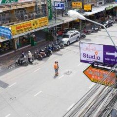 Апартаменты Studio Central Pattaya By Icheck Inn Паттайя спортивное сооружение