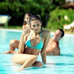 Отель Grand Hotel Berti Италия, Сильви - отзывы, цены и фото номеров - забронировать отель Grand Hotel Berti онлайн фитнесс-зал фото 2