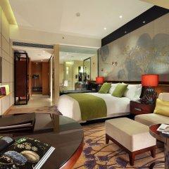 Отель Crowne Plaza Chengdu West комната для гостей фото 3