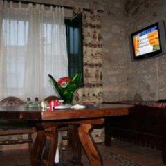 Отель Hostal Conde De La Encina Трухильо удобства в номере