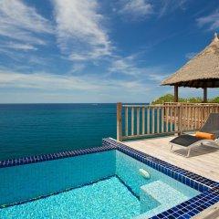 Отель Cape Shark Pool Villas бассейн фото 3