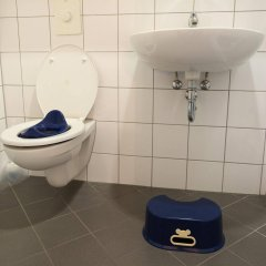 Отель Familienhotel Citylight Berlin Германия, Берлин - отзывы, цены и фото номеров - забронировать отель Familienhotel Citylight Berlin онлайн ванная