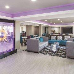Отель La Quinta Inn & Suites Effingham интерьер отеля