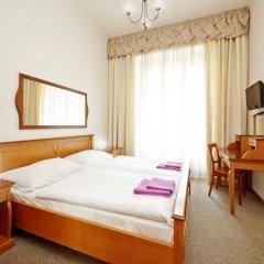 Отель Pension Brezina Prague Прага комната для гостей фото 3