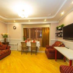 Апартаменты Selena Apartments Москва комната для гостей фото 2