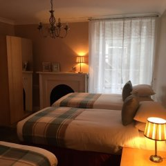 Отель Castle View Apartments Великобритания, Эдинбург - отзывы, цены и фото номеров - забронировать отель Castle View Apartments онлайн комната для гостей фото 5