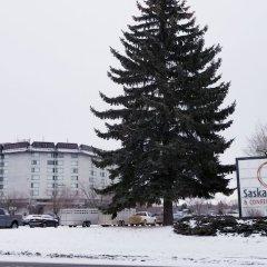 Отель Saskatoon Inn спортивное сооружение