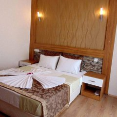 Boutique Nergiz Hotel Сиде комната для гостей фото 5