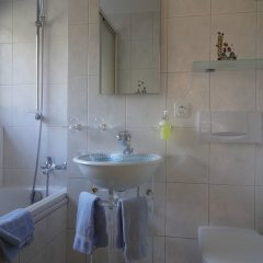 Отель Artist-Apartments & Hotel Garni Швейцария, Церматт - отзывы, цены и фото номеров - забронировать отель Artist-Apartments & Hotel Garni онлайн ванная фото 2