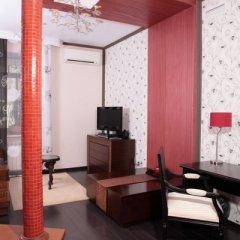 Гостиница Бон Ами 4* Студия с двуспальной кроватью фото 22