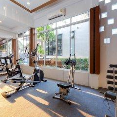 Bhukitta Hotel & Spa фитнесс-зал