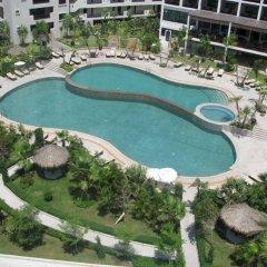 Апартаменты Wongamat Privacy By Good Luck Apartments Паттайя бассейн