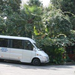 Отель Seven Hills Village Рим городской автобус