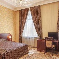 Гостиница Никитин 4* Стандартный номер с двуспальной кроватью фото 17