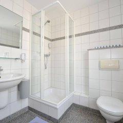 Отель Insel Hotel Германия, Кёльн - отзывы, цены и фото номеров - забронировать отель Insel Hotel онлайн ванная