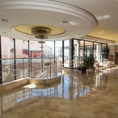 Azuline Hotel - Apartamento Rosamar интерьер отеля