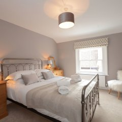 Апартаменты Fossgate Luxury City Centre Apartment комната для гостей