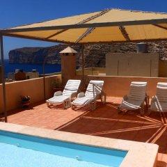 Отель Villa Bronja Мальта, Мунксар - отзывы, цены и фото номеров - забронировать отель Villa Bronja онлайн бассейн фото 3