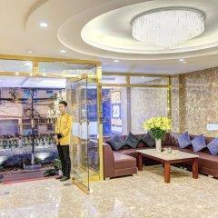 Отель My Linh Hotel Вьетнам, Ханой - отзывы, цены и фото номеров - забронировать отель My Linh Hotel онлайн интерьер отеля фото 3