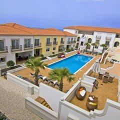 Отель The Village Praia D El Rey Golf & Beach Resort Обидуш балкон