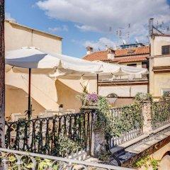 Отель Tree Charme Pantheon Рим балкон