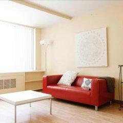 Отель Cozy 1BR Rosslyn Apt with a View США, Арлингтон - отзывы, цены и фото номеров - забронировать отель Cozy 1BR Rosslyn Apt with a View онлайн комната для гостей фото 2