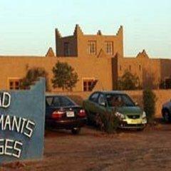 Отель Riad Les Flamants Roses Марокко, Мерзуга - отзывы, цены и фото номеров - забронировать отель Riad Les Flamants Roses онлайн парковка