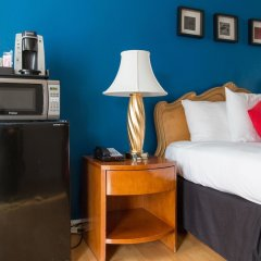 Отель The Alpine Inn & Suites удобства в номере
