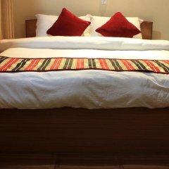 Отель Unique Wild Resort Непал, Саураха - отзывы, цены и фото номеров - забронировать отель Unique Wild Resort онлайн комната для гостей фото 2