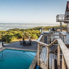 Отель Surf Lodge South Africa балкон